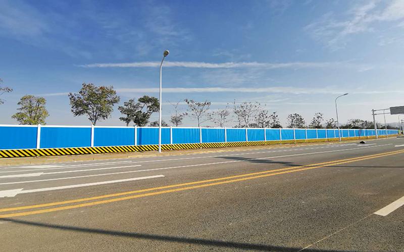 襄城市政围挡-PVC工程围挡质量好的厂家